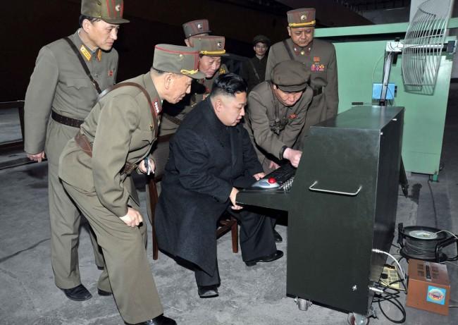 Фото - Северная Корея атакует своих врагов при помощи компьютерных игр