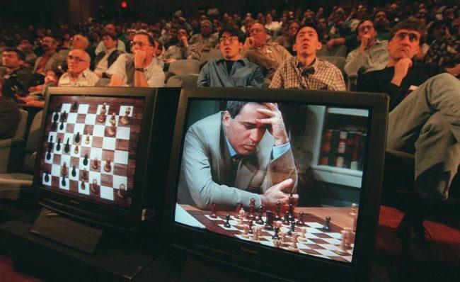 Фото - Deep Blue против Каспарова: двадцать лет революции больших данных