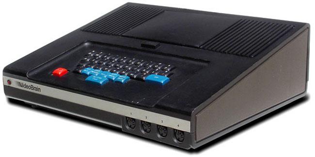 Фото - Друг семьи. VideoBrain Family Computer