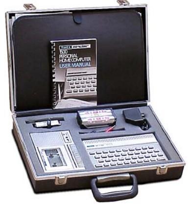 Фото - #чтиво | Timex Sinclair 1500. Дешевле не бывало. Компьютер из чемоданчика