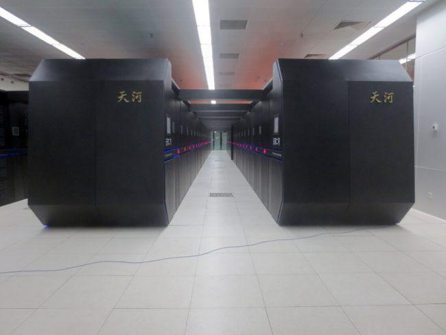 Фото - В Китае создан самый мощный суперкомпьютер в мире