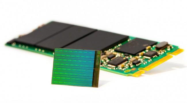 Фото - Intel и Micron обещают выпустить SSD объёмом больше 10 терабайт