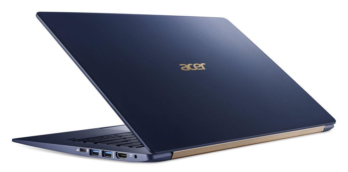 Фото - Acer начала продажу «самого легкого ноутбука» Swift 5 в России