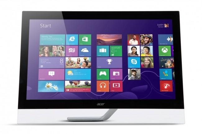 Фото - Acer выпустила тройку мониторов с большим разрешением
