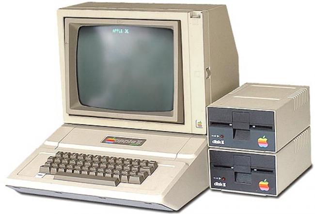 Фото - Легендарный компьютер AppleII получил обновление впервые с 1993 года