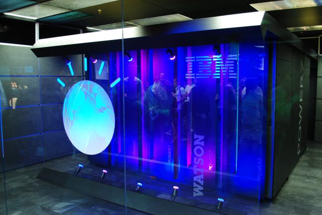 Фото - IBM несет искусственный интеллект в массы