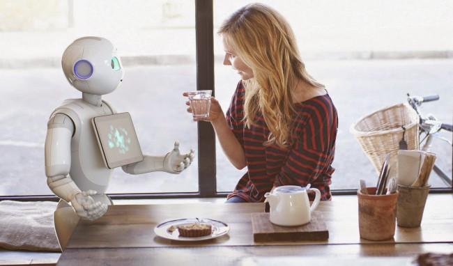 Фото - Суперкомпьютер IBM поможет стать роботу Pepper ещё умнее
