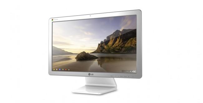 Фото - LG анонсировала 21,5-дюймовый моноблок на базе Chrome OS