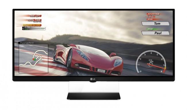 Фото - LG представила 34-дюймовый изогнутый монитор для геймеров