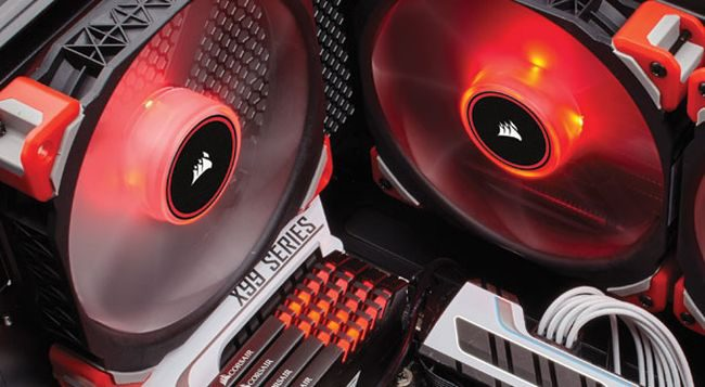 Фото - Компания Corsair представила кулеры на основе магнитной левитации
