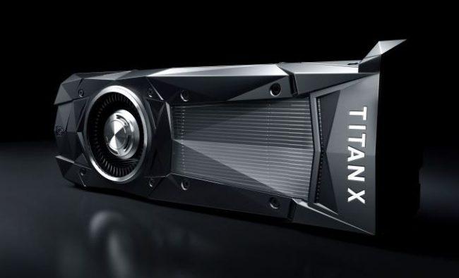 Фото - NVIDIA представила сверхмощную видеокарту NVIDIA Titan X