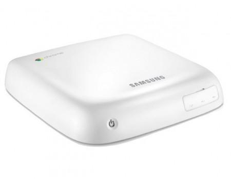 Фото - Неттоп Samsung Chromebox обновлен: больше никакого сходства с Mac mini