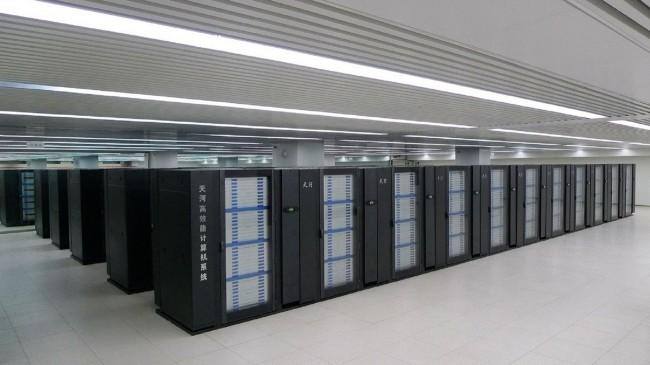Фото - Китайский суперкомпьютер Tianhe-1A будет использоваться для проектирования городов