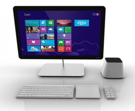 Фото - Vizio представила свои новинки на базе Windows 8