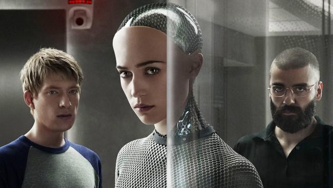 Фото - Режиссер фильма «Из машины» рассказал о том, почему ИИ — последняя надежда человечества