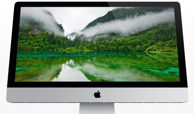 Фото - Убираем пыль из-под стекла тонкого iMac