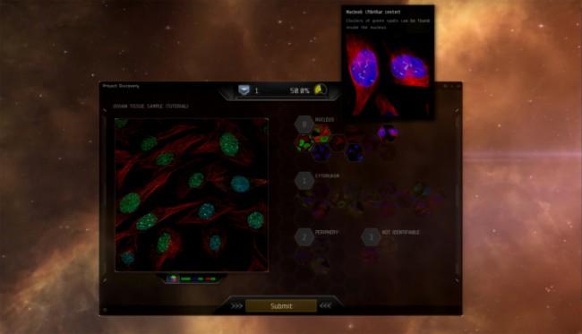 Фото - Новая мини-игра в EVE Online позволит игрокам внести вклад в науку