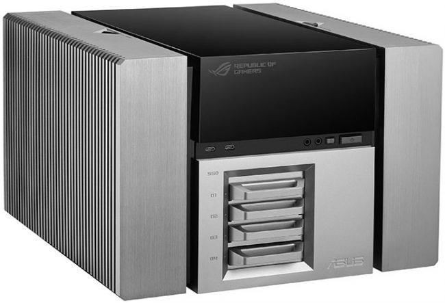 Фото - ROG Avalon — модульный компьютер от Asus